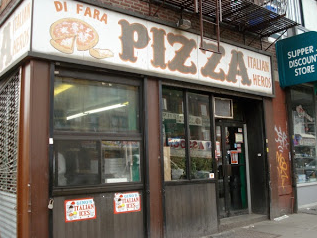 The BEST PIZZA  in AMERICA DiFarra Pizza Brookly, NEW YROK