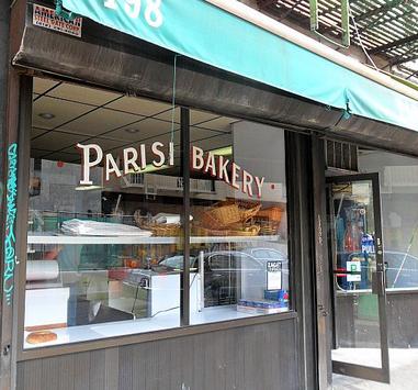 "Parisi Deli Bakery ""GET a GABAGOOL"""