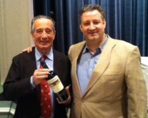 Ferdinando Frescobaldi and Daniel Bellino Zwicke in NEW YORK