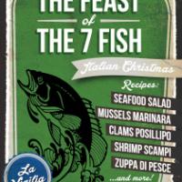 Feast of 7 Fish Italian Christmas Cookbook Recipes
