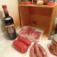 About Sunday Sauce Italian Gravy